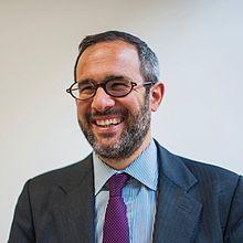 Il politico Umberto Ambrosoli