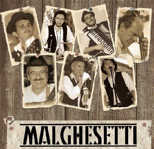 Il gruppo folk Malghesetti