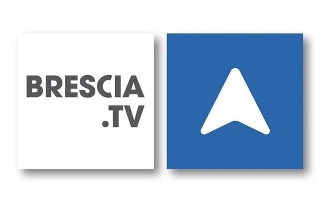 Il logo di Brescia Punto Tv