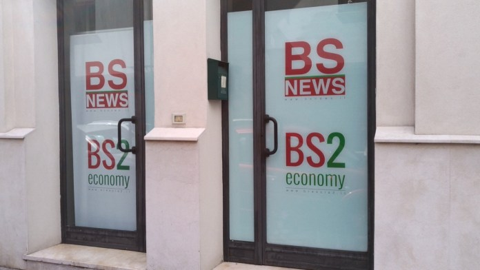 La sede di BsNews.it, in via Vantini 31, a Brescia