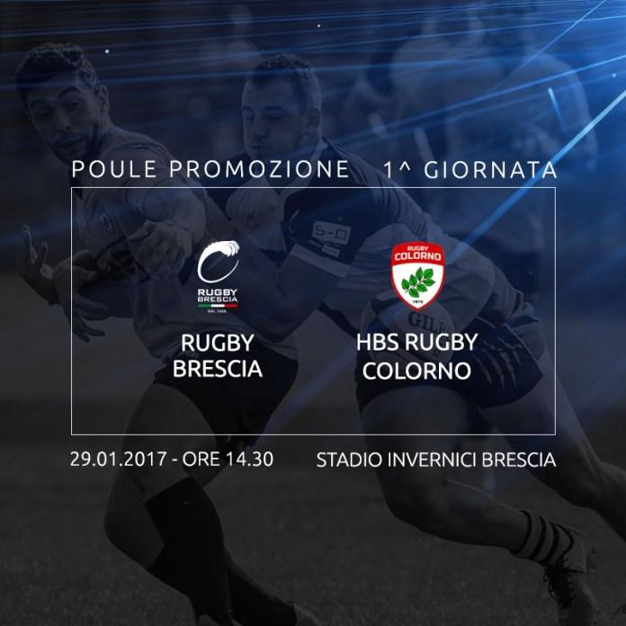 Rugby Brescia Colorno