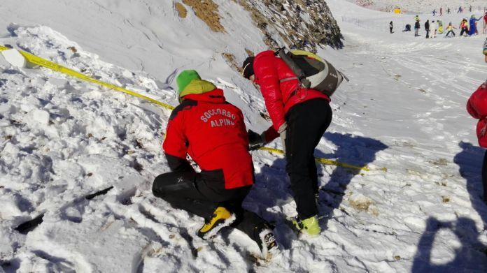MONTAGNA -Fot intervento della Delegazione Bresciana del Cnsas (soccorso alpino).