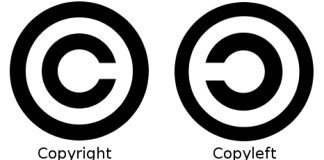 Copyright and copyleft