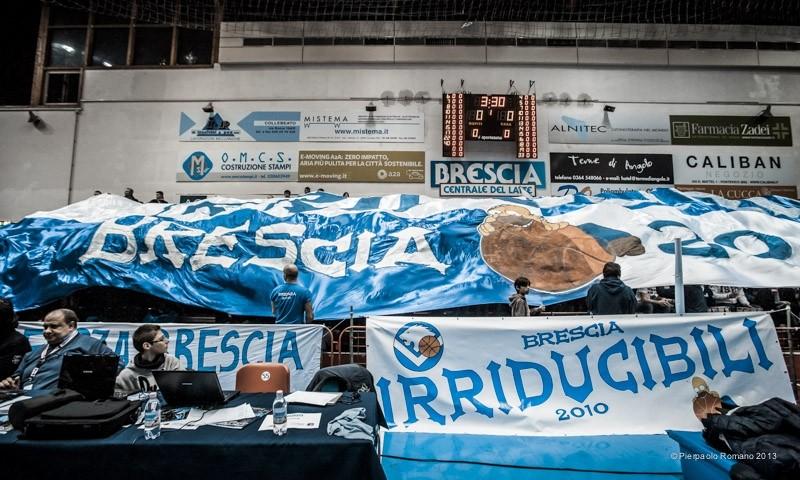 Basket gli irriducibili della leonessa a rimini con un for Irriducibili shop