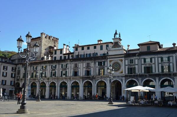 Piazza Loggia Brescia
