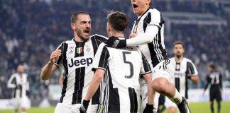 Juventus (da sito ufficiale)