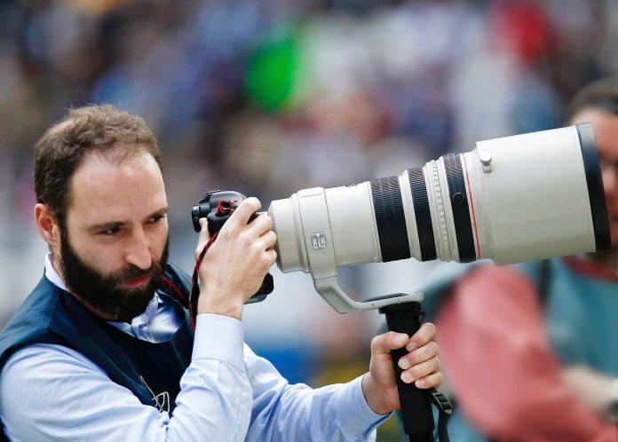 Il fotografo bresciano Davide Spada