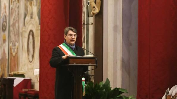 Il sindaco di Brescia Emilio Del Bono www.bsnews.it