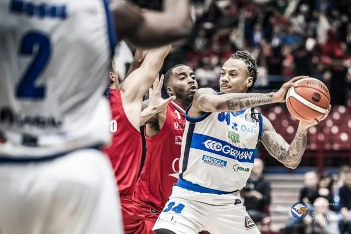 Basket Brescia Leonessa Armani Basket