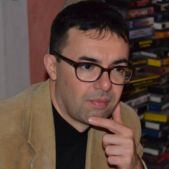Il critico d'arte Paolo Bolpagni