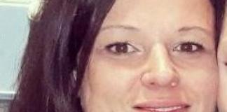 Un'immagine di Sara Capoferri, la 37enne di Palazzolo scomparsa martedì
