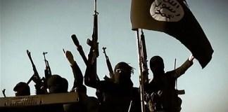 Terroristi, foto d'archivio