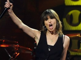 Chrissie Hynde e The Pretenders