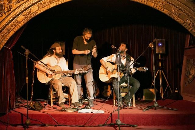 Alex Gariazzo e Village H, concerto al RedTheater, 11.03.2017, foto di Alessandro Mombelli - www.bsnews.it