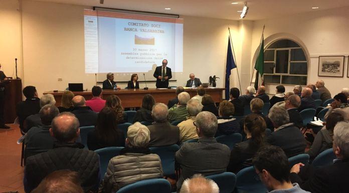 L'assemblea del 30 marzo 2017 del Comitato soci valsabbina, a Gavardo