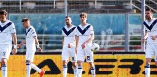 Brescia Calcio, da sito ufficiale del Brescia - www.bsnews.it