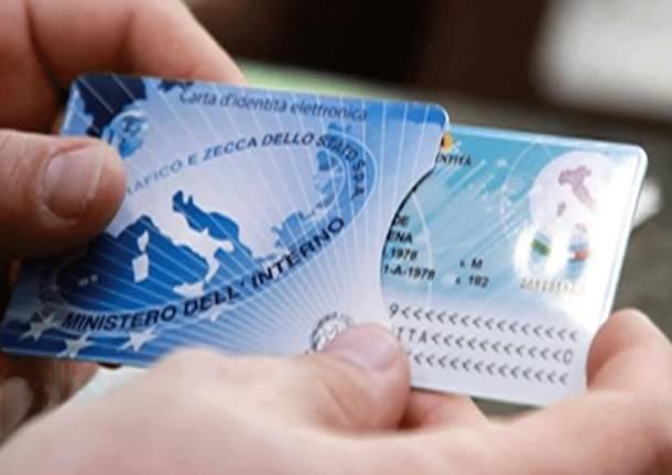 La nuova carta di identità elettronica