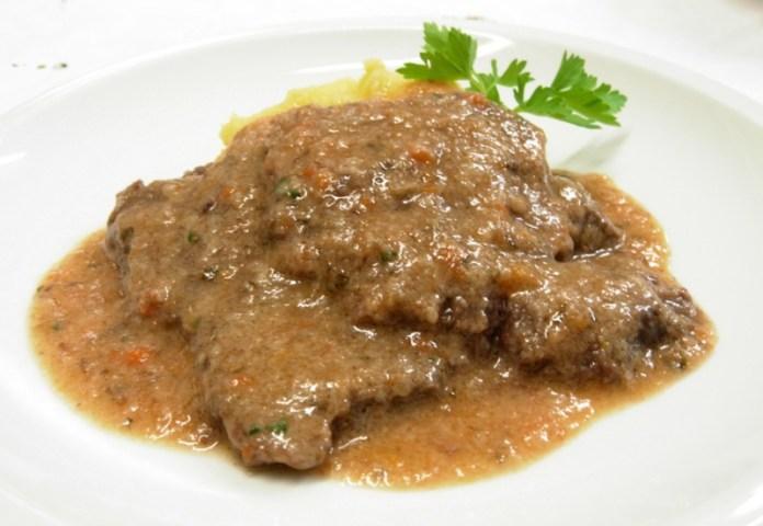 Il manzo all'olio, piatto tipico di Rovato
