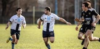 Rugby Brescia, un'azione di gioco - www.bsnews.it