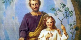 San Giuseppe è il patrono degli artigiani