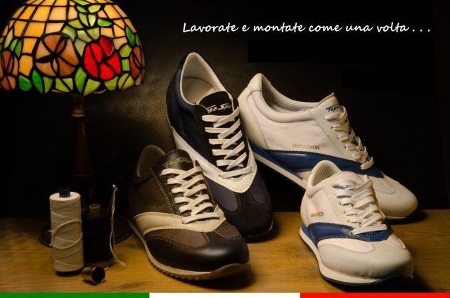 La nuova gamma delle scarpe Tepa Sport