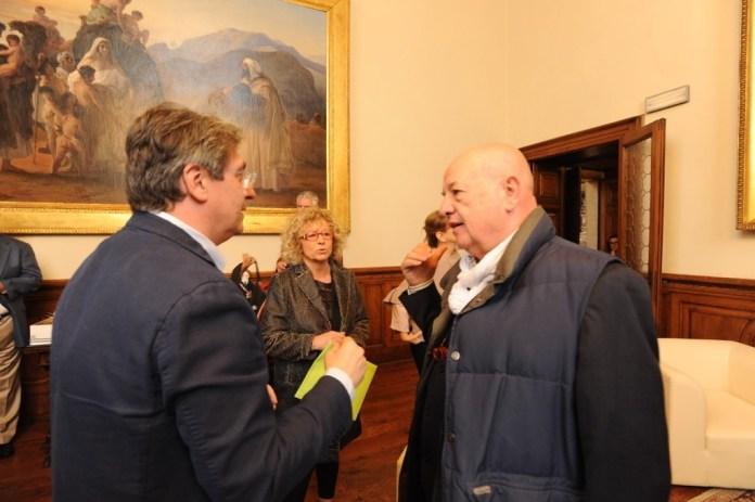 Gb Merigo incontra il sindaco nell'ambito dell'iniziativa che ha portato diversi tour operator a Brescia, www.bsnews.it