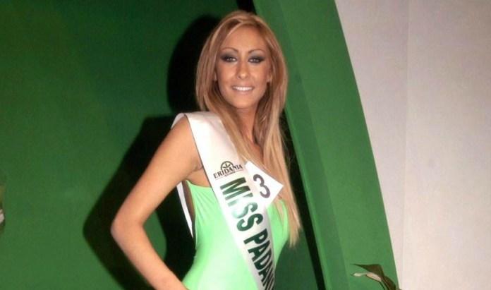 L'ex miss Padania Alice Grassi (2003)