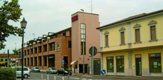 La sede di Ghedi della Bcc Agro Bresciano