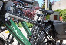 Le nuove biciclette elettriche della Polizia Locale di Sirmione - foto da ufficio stampa