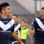 Brescia Ternana, foto da sito ufficiale Brescia calcio