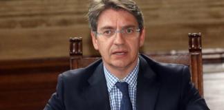 Il sindaco di Brescia Emilio Del Bono