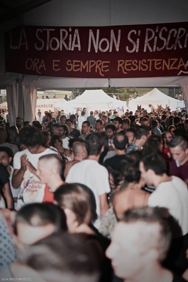 La festa di Radio Onda d'urto, foto da ufficio stampa, www.bsnews.it