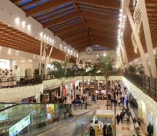 Il Leone shopping center di Lonato