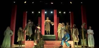 Uno spettacolo teatrale de Il Nodo di Desenzano, foto da ufficio stampa, www.bsnews.it