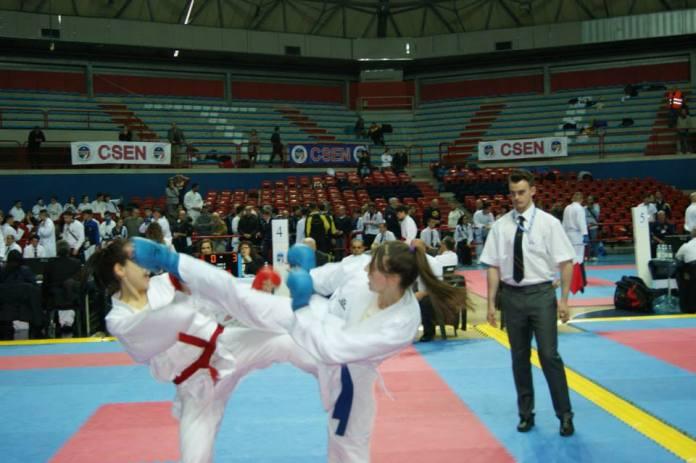Vanessa Zacco, Karate Quinzano