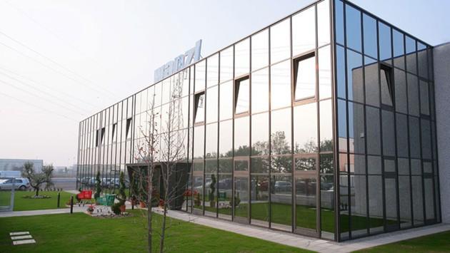 La sede di Wanzl Italia a Travagliato, www.bsnews.it