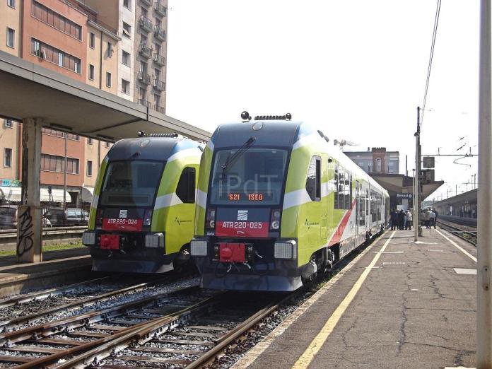 Treno Brescia-Iseo-Edolo - www.bsnews.it