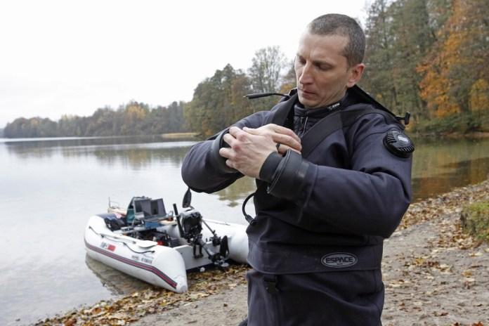 Sebastian Marczewski tenterà di ottenere il record mondiale di immersione non assistita nelle acque del Benaco, www.bsnews.it