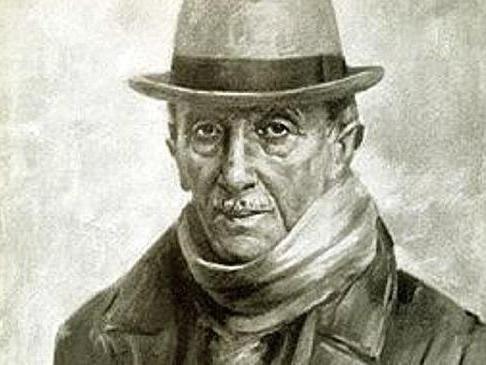 Il poeta bresciano Angelo Canossi
