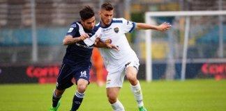 Un'immagine della sfida tra Brescia e Latina, foto da sito ufficiale Brescia Calcio, www.bsnews.it