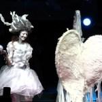 La prima edizione di Frozen Moon, il talent sul total look di OkSchool, all'Art Club di Desenzano, foto Andrea Tortelli, www.bsnews.it