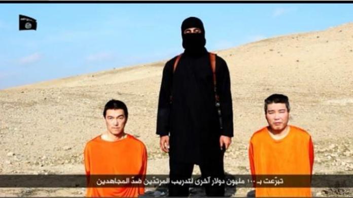 Un video dei terroristi dell'Isis