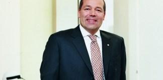 L'imprenditore tedesco Andreas Pohl