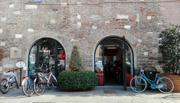 Un nuovo appuntamento al bike point - www.bsnews.it