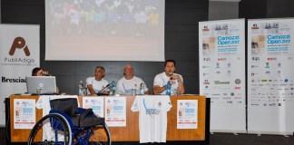 La presentazione del Camozzi Open 2017 - II Memorial Cav. Attilio Camozzi (foto Diego Mondini)