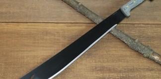 Un machete, foto da web
