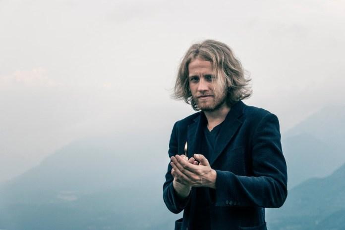 Alessandro Sipolo, cantante bresciano - foto da ufficio stampa