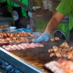 Lo street food è sempre più di moda, foto da web