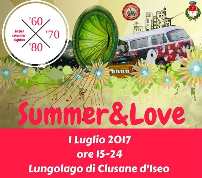 Summer love, la manifestazione dedicata al vintage che si terrà a Clusane d'Iseo