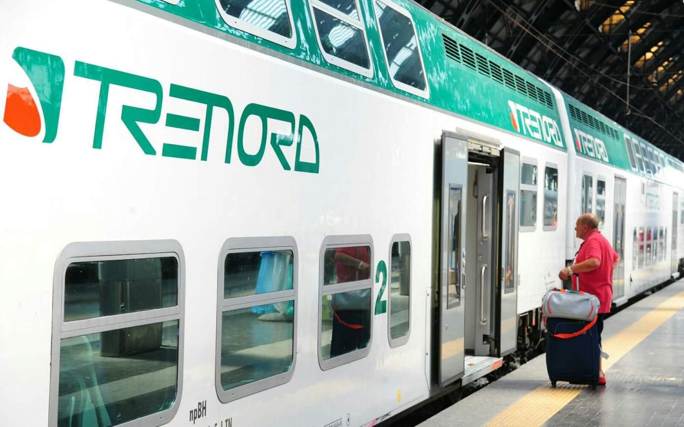 CORONAVIRUS, Viaggiatori in calo dell'85% sui treni ...